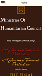Mobile Preview of ministriesofhumanitariancouncil.org